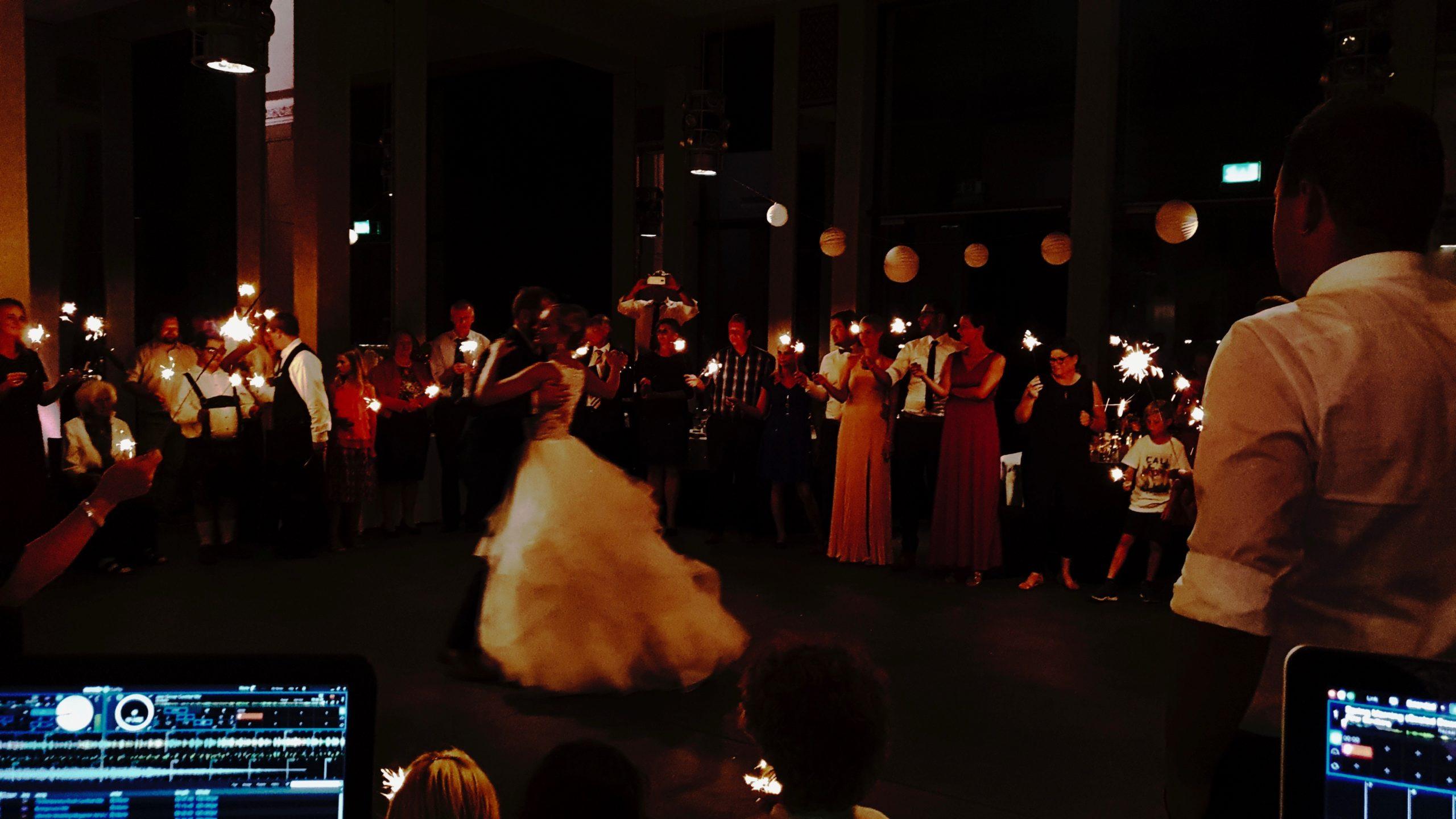 Festspielhaus Füssen First Dance