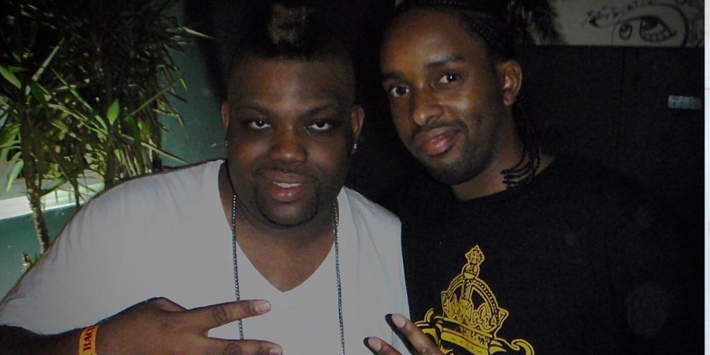 Dj Marto mit Jamaican Artist Demarco